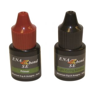 ENA BOND  (self etching) set
